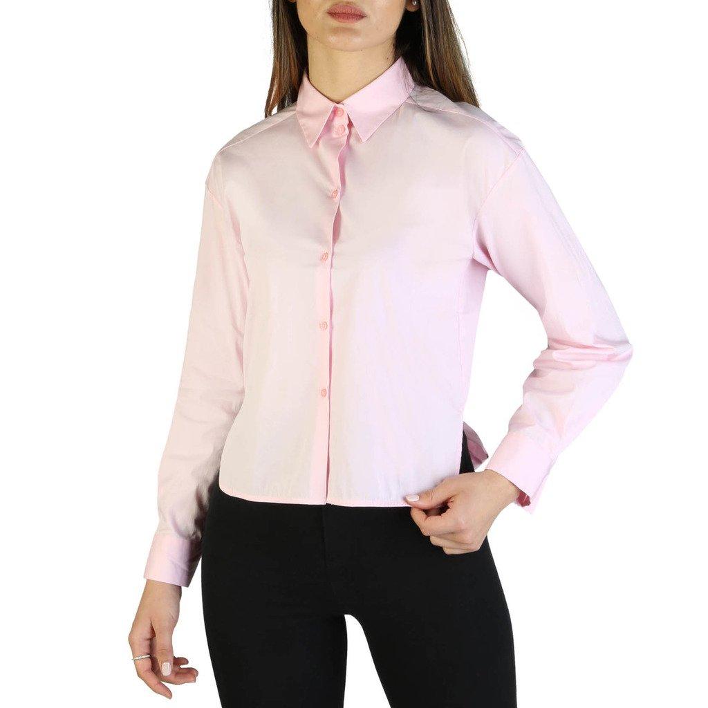Armani Exchange Women's Shirt Pink 3GYC43_YNP9Z - pink M