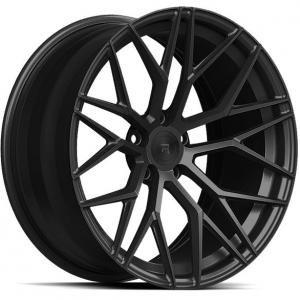 R-Series R9 Satin Black 9x21 5/108 ET42 B63.4