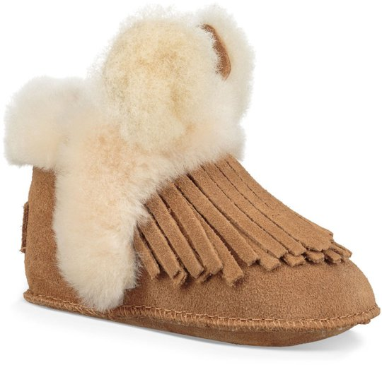 UGG Darlala Erin Baby Boots, Chestnut 16