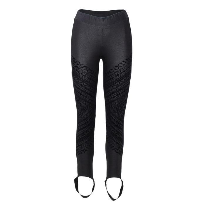 Desigual Women's Leggings Black 165669 - black M