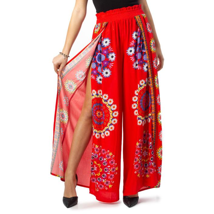 Desigual Women's Trouser Red 170207 - red S