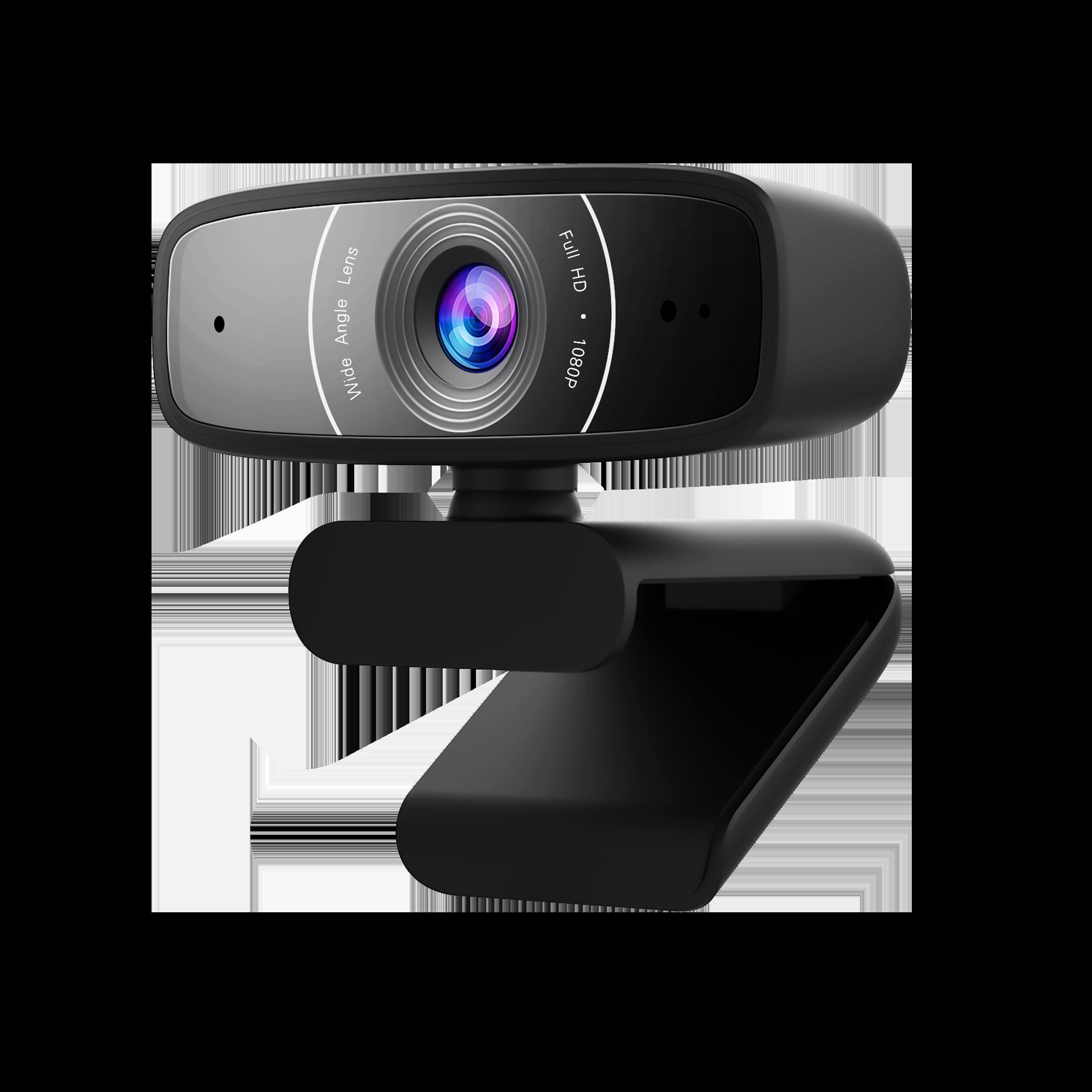 ASUS - Webcam C3 FHD 1080p