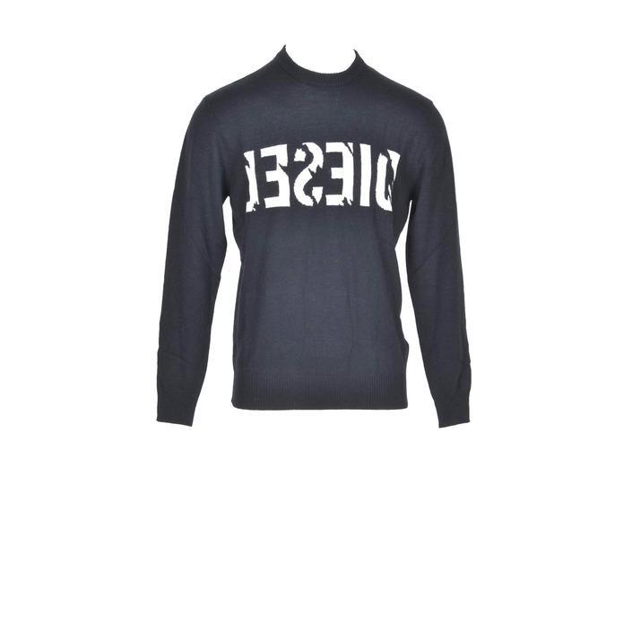 Diesel Men's Sweater Black 181232 - black L