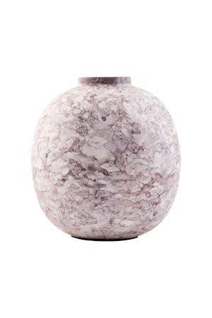 Effect Vase 14 cm - Brown