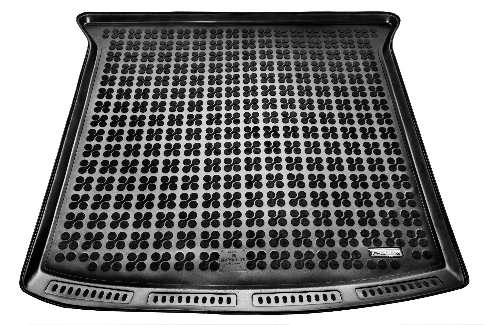 Tavaratilan matto REZAW PLAST 231855 VW Sharan '10-