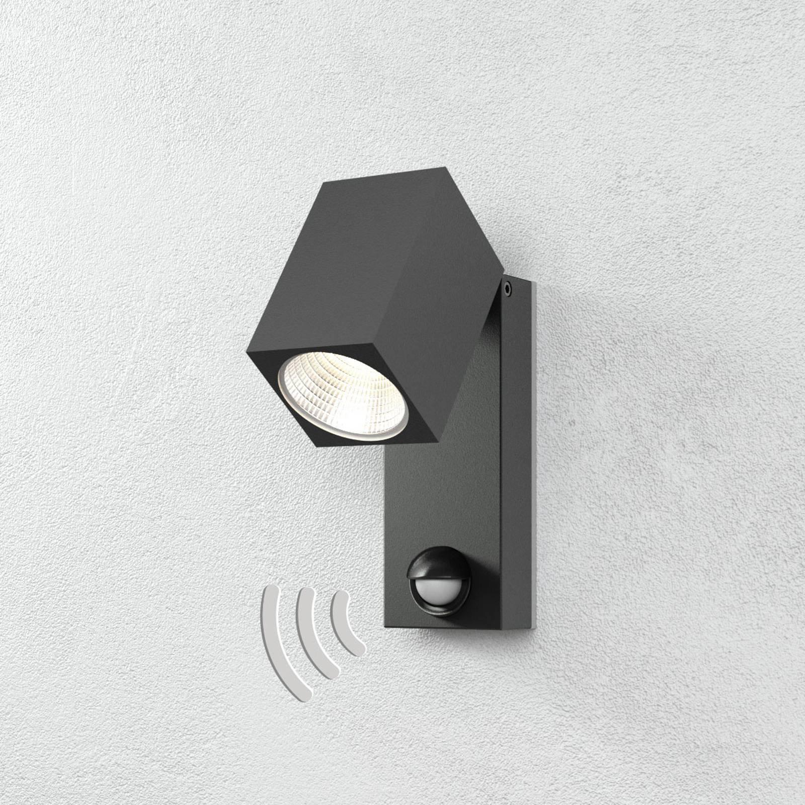 Cala – utendørs LED-spot med bevegelsessensor