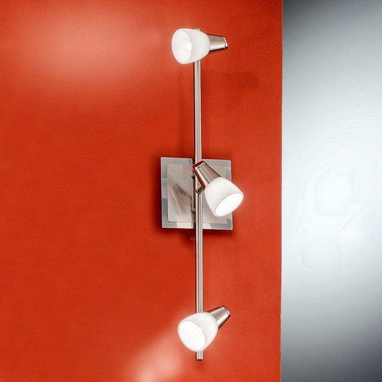 Loistokas kattovalaisin MIRTEL - 3 -lamppuinen