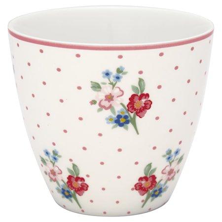 Eja Latte Cup Hvit