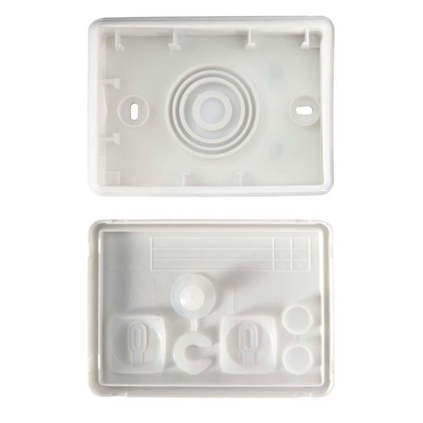 Elko Click 1 Kytkentärasia IP55, valkoinen 9 tuloa