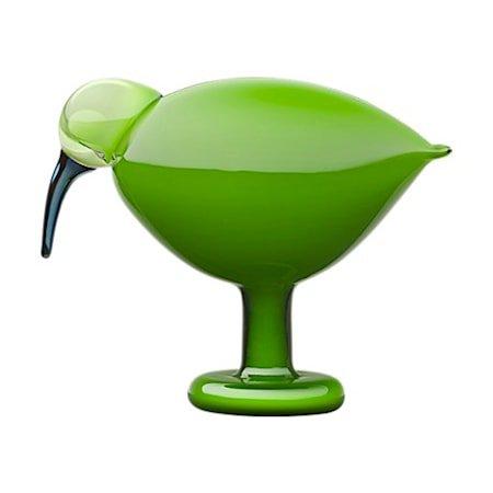 Birds by Toikka ibis grønn 205x165mm