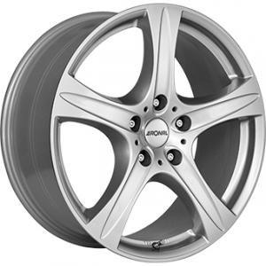 RONAL R55 SUV Crystal Silver 7.5x17 5/108 ET45 B76