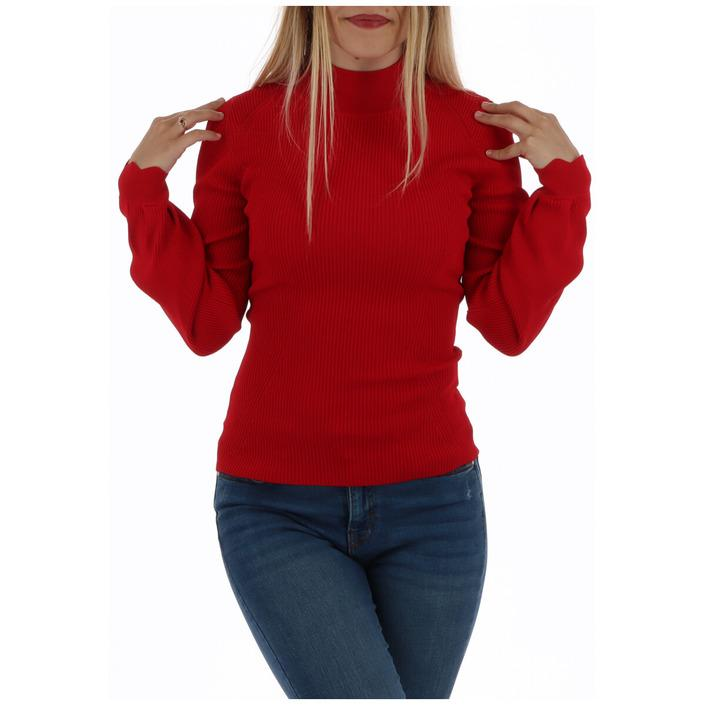 Guess Women's Sweater Red 300920 - red M