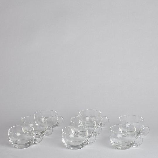 Orrefors - SÅLD Punschglas 8 st