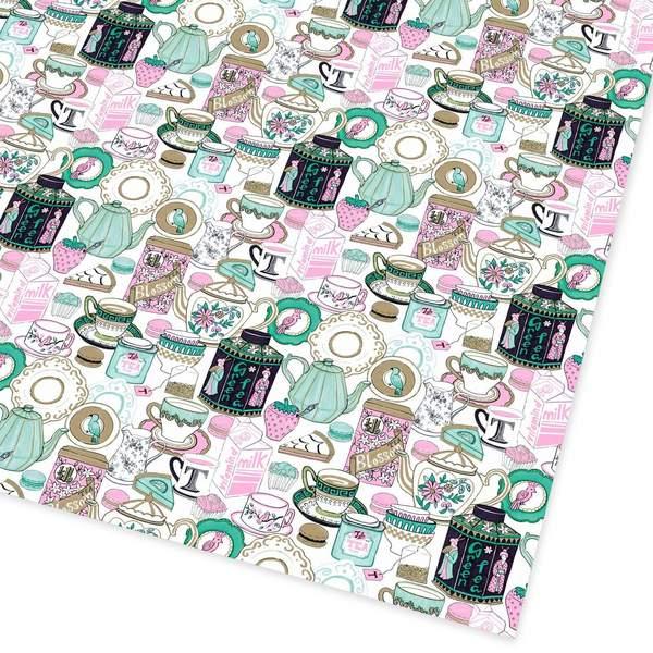 Tea Time Giftwrap