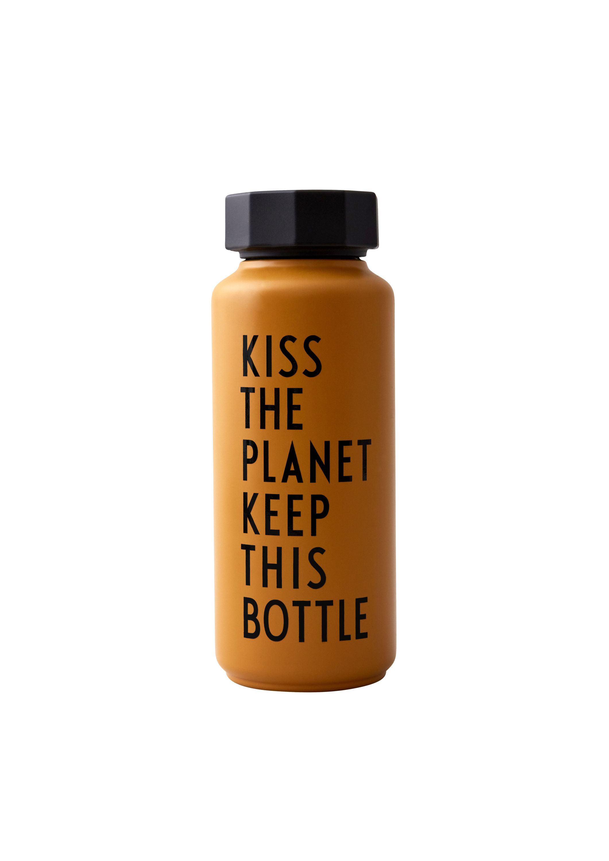 Design Letters - Thermo/Insulated Bottle Special Edition - Mustard 7550C (30100105MUKISSTHEP)