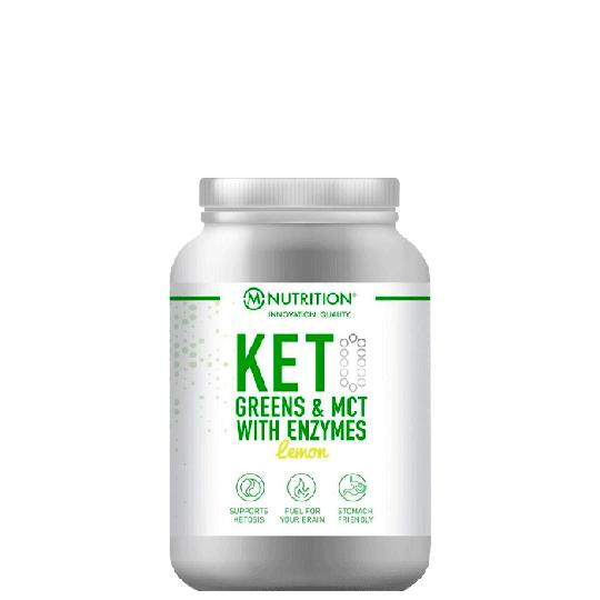 Keto Greens & MCT, 600 g, Lemon
