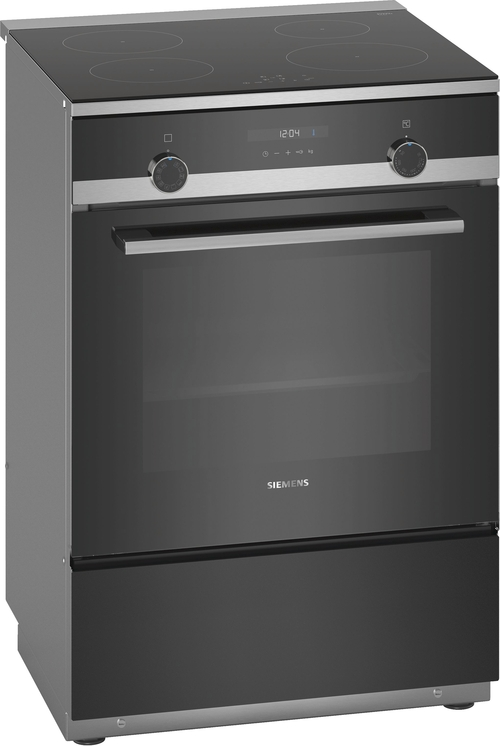 Siemens Hl9s5e040u Iq500 Induktionsspis - Svart