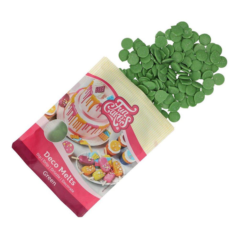 FunCakes Deco Melts - Grön