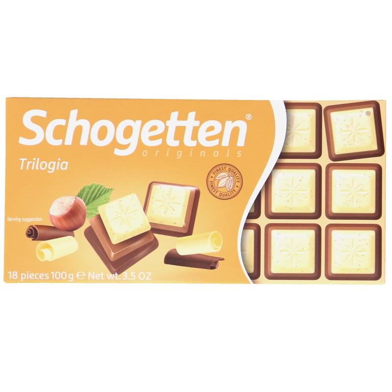 Choklad Trilogia Noisettes - 11% rabatt