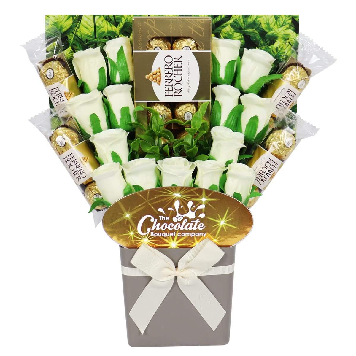 The Ferrero Rocher Chocolate Bouquet