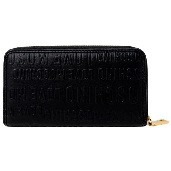 Love Moschino - Love Moschino Women Wallet - black UNICA