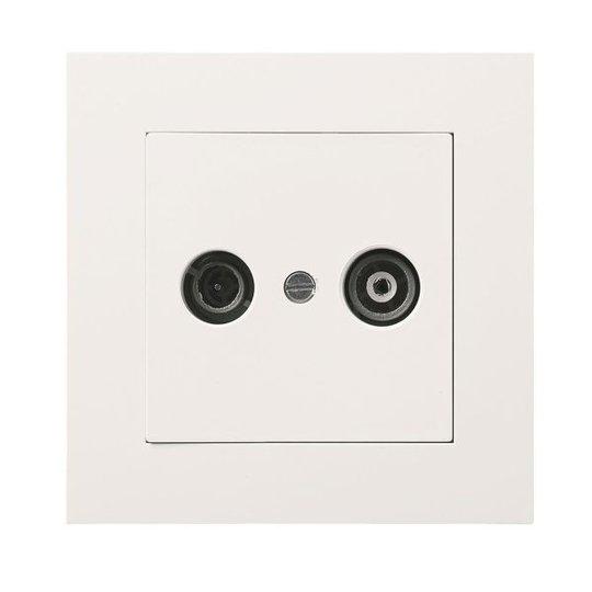 Elko Plus Antennipistorasia täydellinen, 1 dB