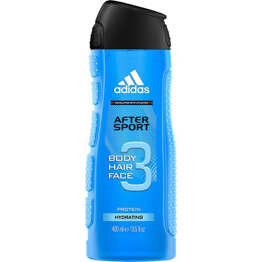 After Sport For Him, 400 ml Adidas Suihkugeelit