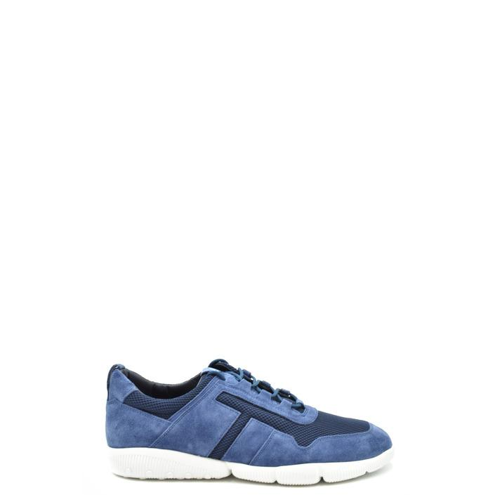 Tod`s Men's Trainer Blue 181283 - blue 6.5