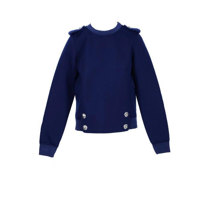Love Moschino Women's Sweater Blue 178097 - blue 42