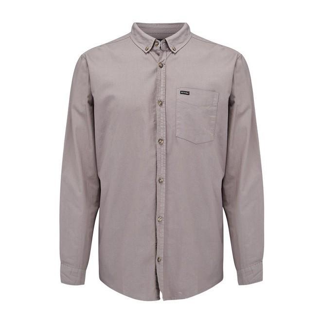 Animal Clothing Men's Robbie Shirt Various Colours 5054569924548 - M Grey