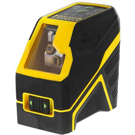 STANLEY FatMax FMHT77586-1 Ristilaser vihreä laser