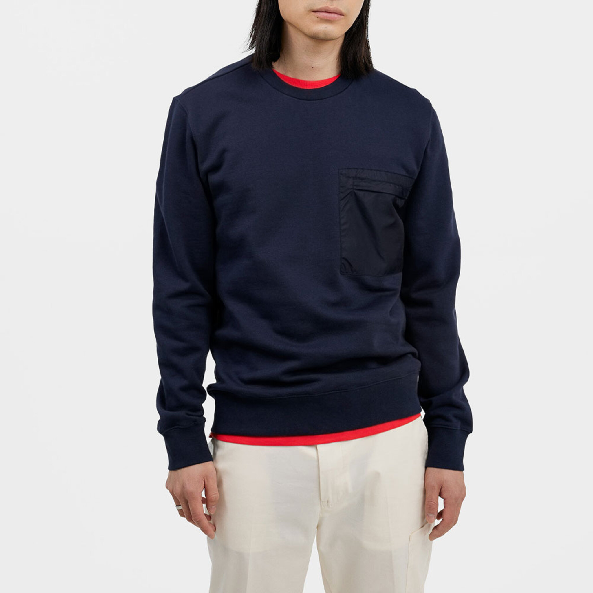 Faron Sweat Chest Pocket Shirt