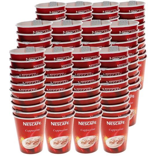 Snabbkaffe Cappuccino 120-pack - 74% rabatt