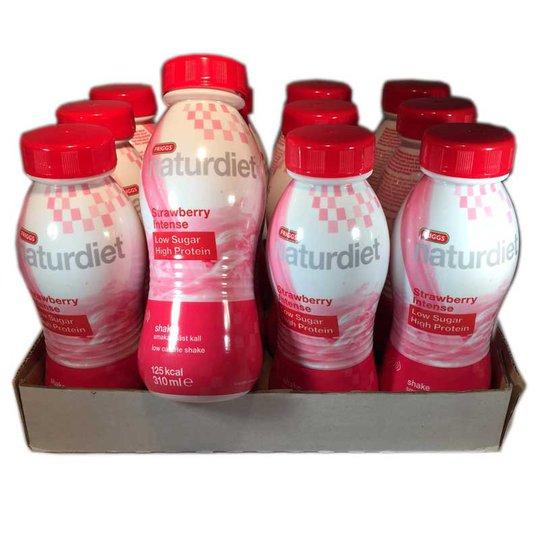 Hel Låda- Naturdiet Strawberry Intense - 67% rabatt