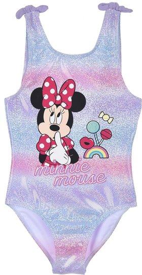 Disney Minni Mus Badedrakt, Purple, 3 År