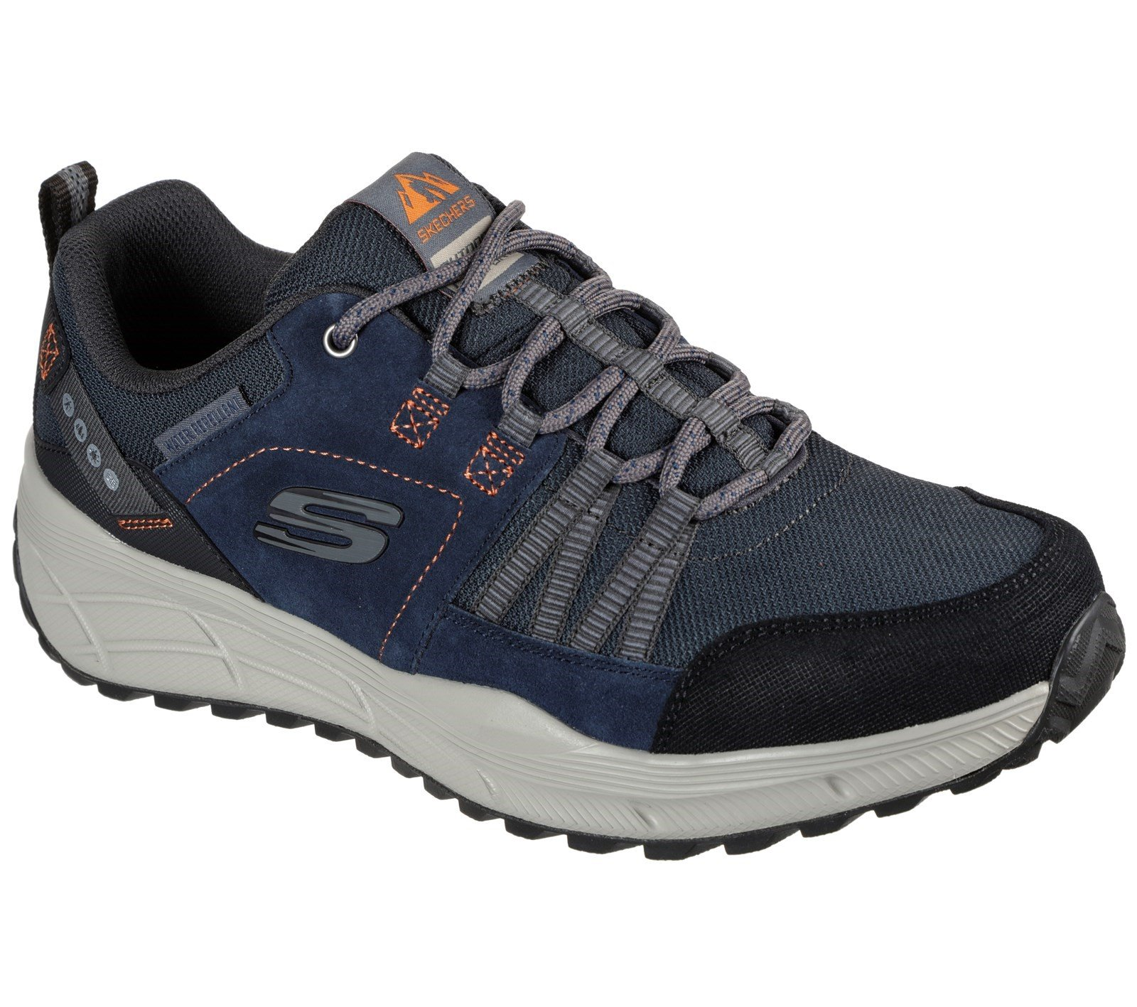 Skechers Men's Equalizer 4.0 Trail Sports Trainer Various Colours 31113 - Navy 6
