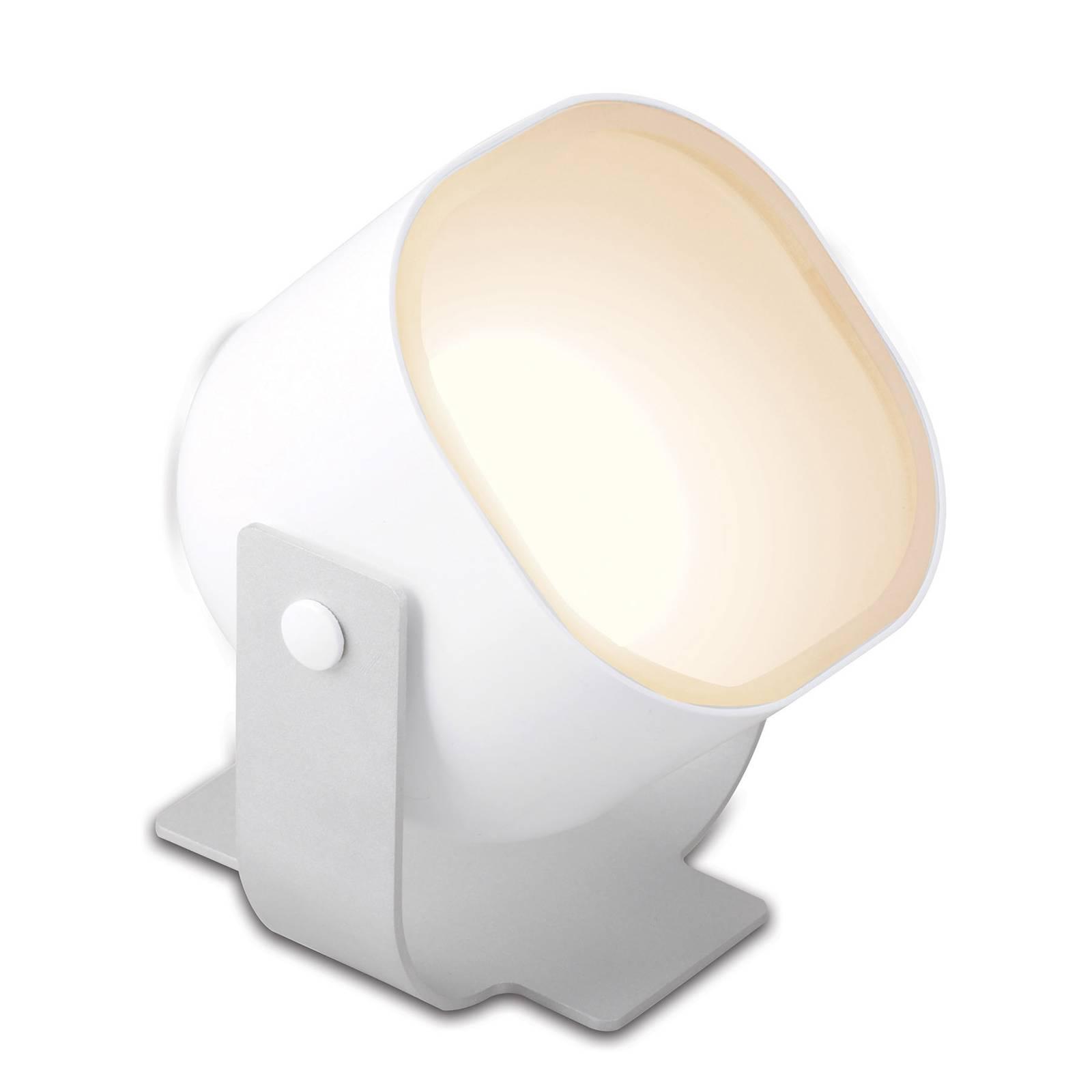 iDual connected Lilac -LED-pöytälamppu