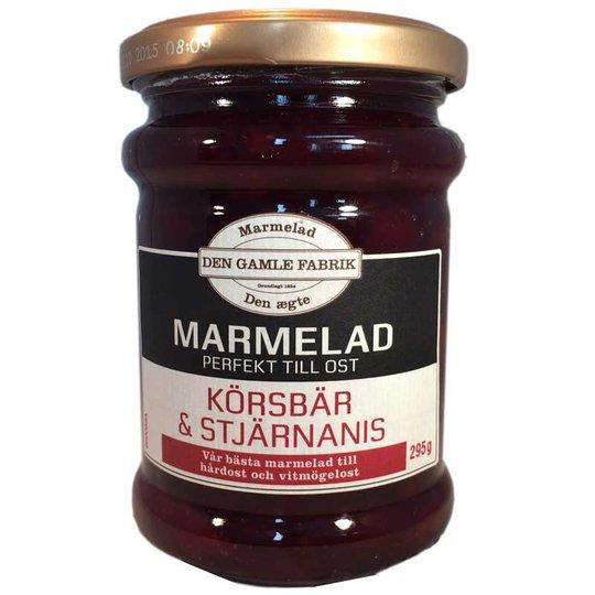 Marmelad Körsbär/stjärnanis - 71% rabatt
