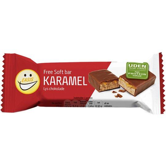 """Proteinbar """"Soft Caramel"""" 30g - 42% rabatt"""