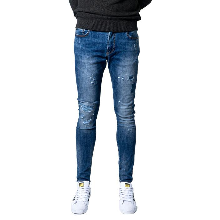 Armani Exchange Men's Jeans Blue 181117 - blue w28