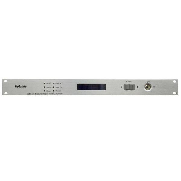 Televes 769702 Vahvistin EFDA, lämpötilan stabiloinnilla 2x17 dBm