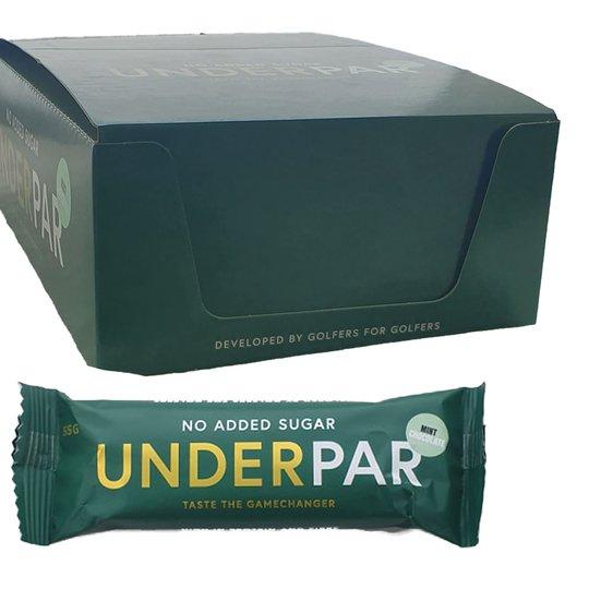 "Hel låda Proteinbars ""Mint Chocolate"" 20 x 60g - 60% rabatt"