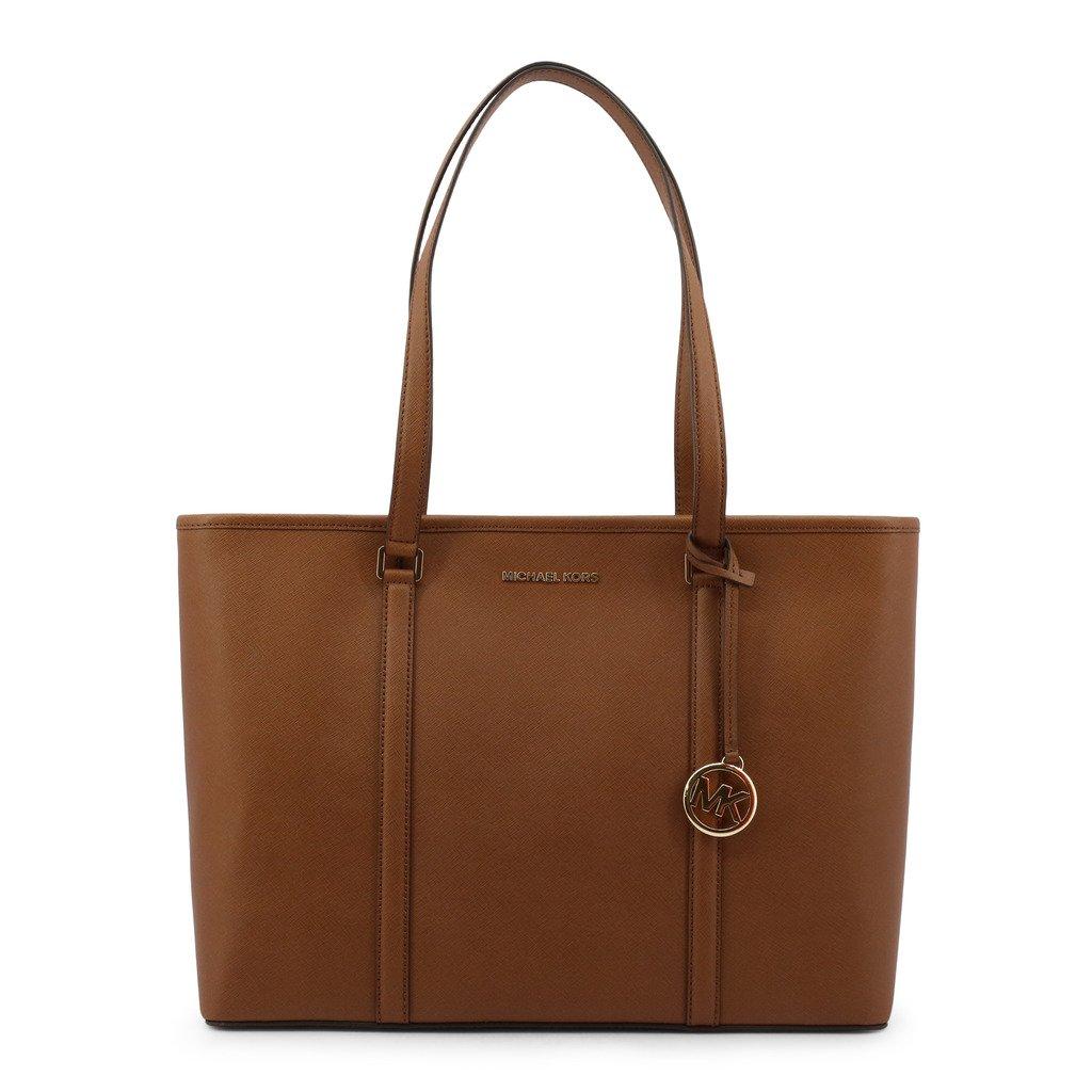 Michael Kors Women's Shopping Bag Brown SADY_35T7GD4T7L - brown NOSIZE
