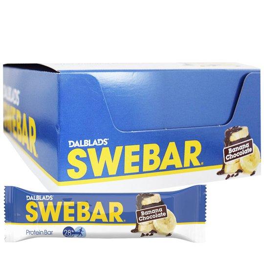 Proteinbars Banan & Choklad 20-pack - 40% rabatt