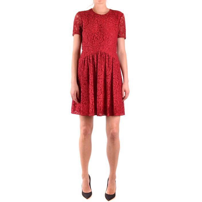 Burberry Women's Dress Bordeaux 167501 - bordeaux 40