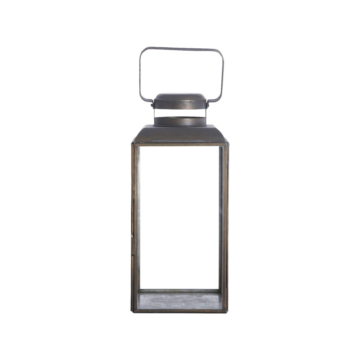 House Doctor - Vintage Lantern Medium - Black Antik (pm0336/203990336)