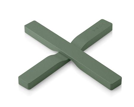 2 Magnetiska grytunderlägg Cactus green