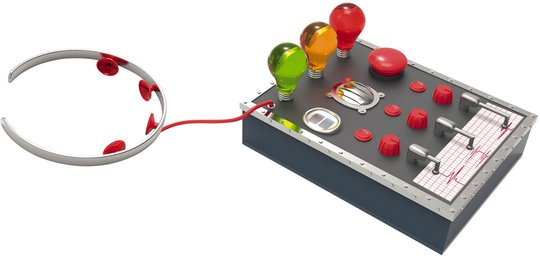 Truth Detector Spill Løgndetektor