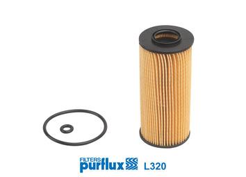 Öljynsuodatin PURFLUX L320