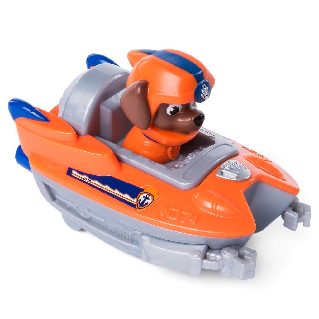 Paw Patrol - Rescue Racers - Sea Patrol - Zuma (20095486)